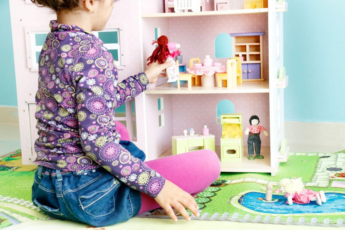 Casa de muñecas de Le Toy Van