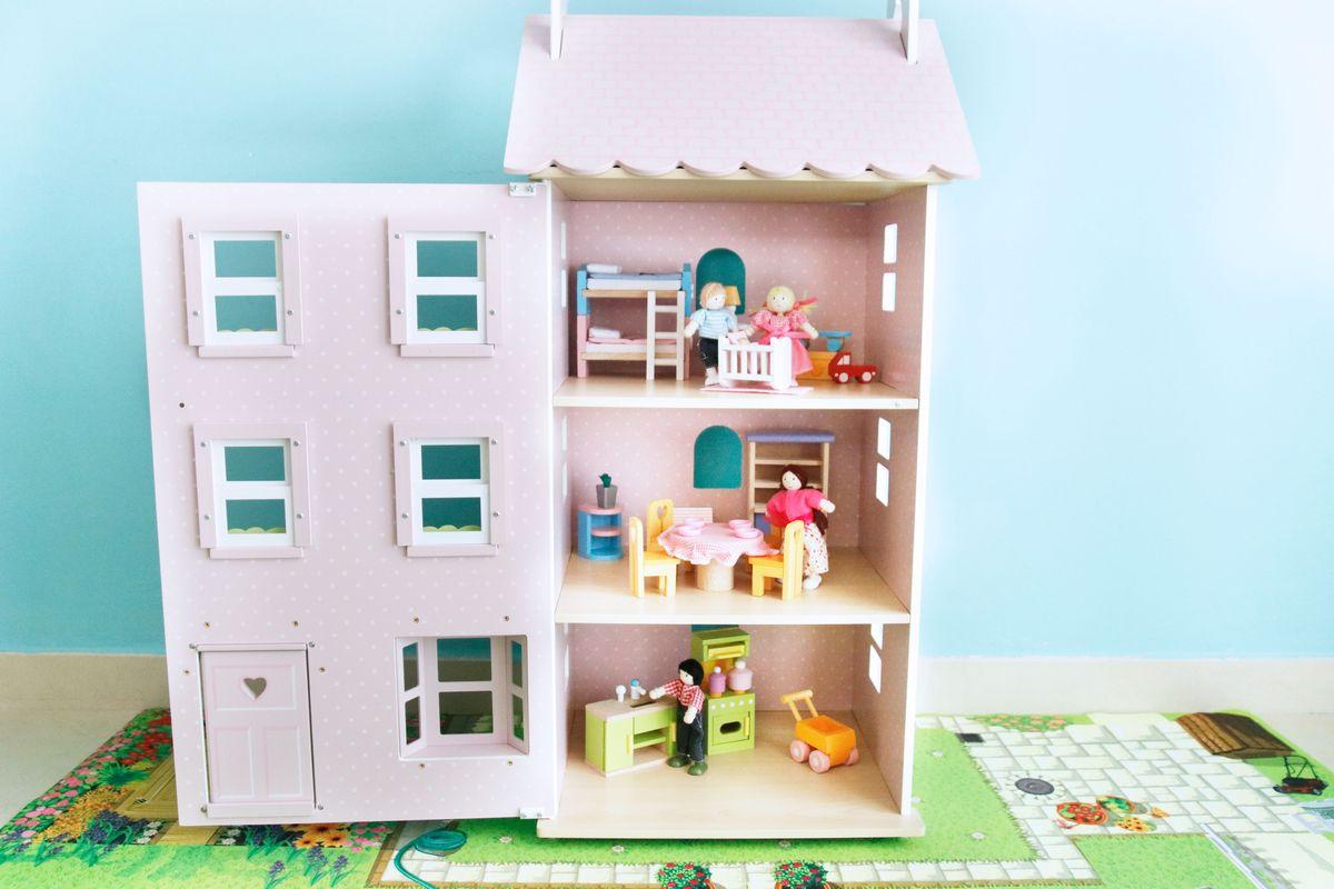 Casa de muñecas de madera de Le Toy Van