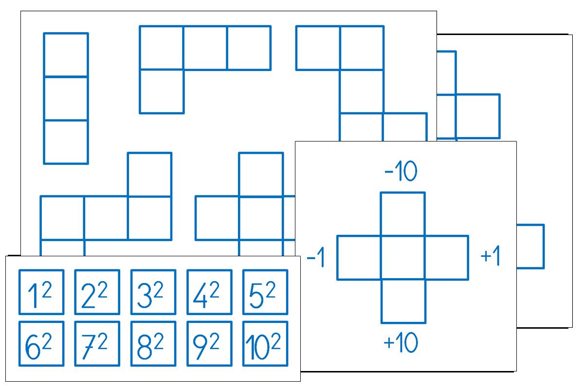 Crucigramas numéricos