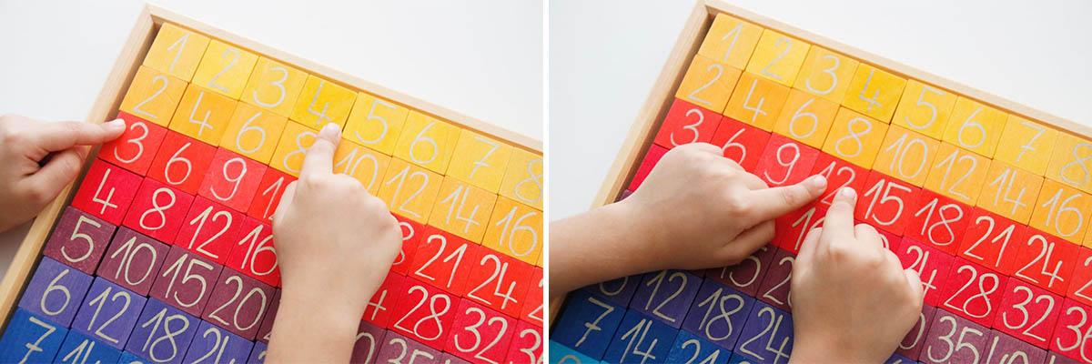 multiplicando-en-la-tabla-de-pitagoras-y-resultado