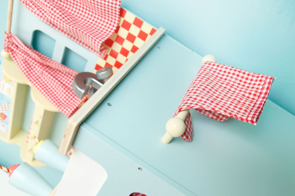 Colgador cocinita de madera Le Toy Van