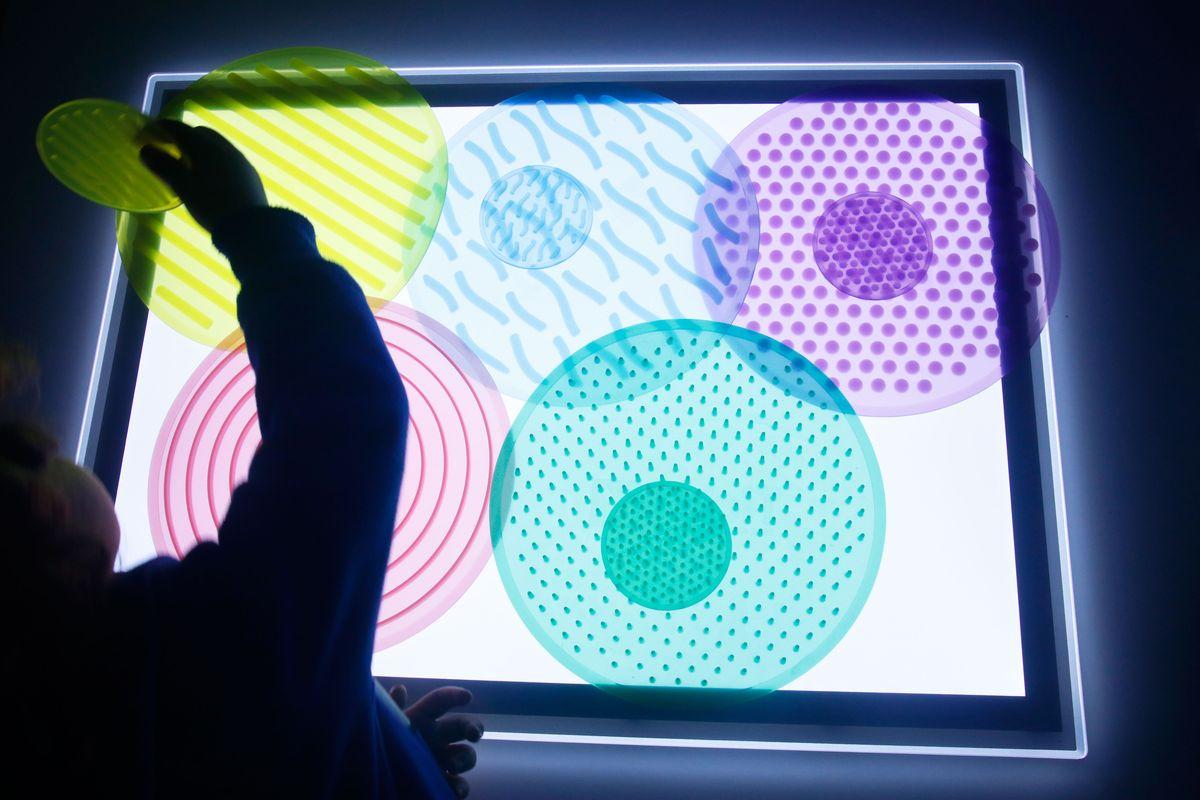 emparejando-los-circulos-sensoriales-silishapes-de-tickit