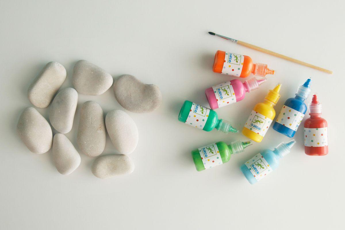 materiales-necesarios-para-pintar-piedras