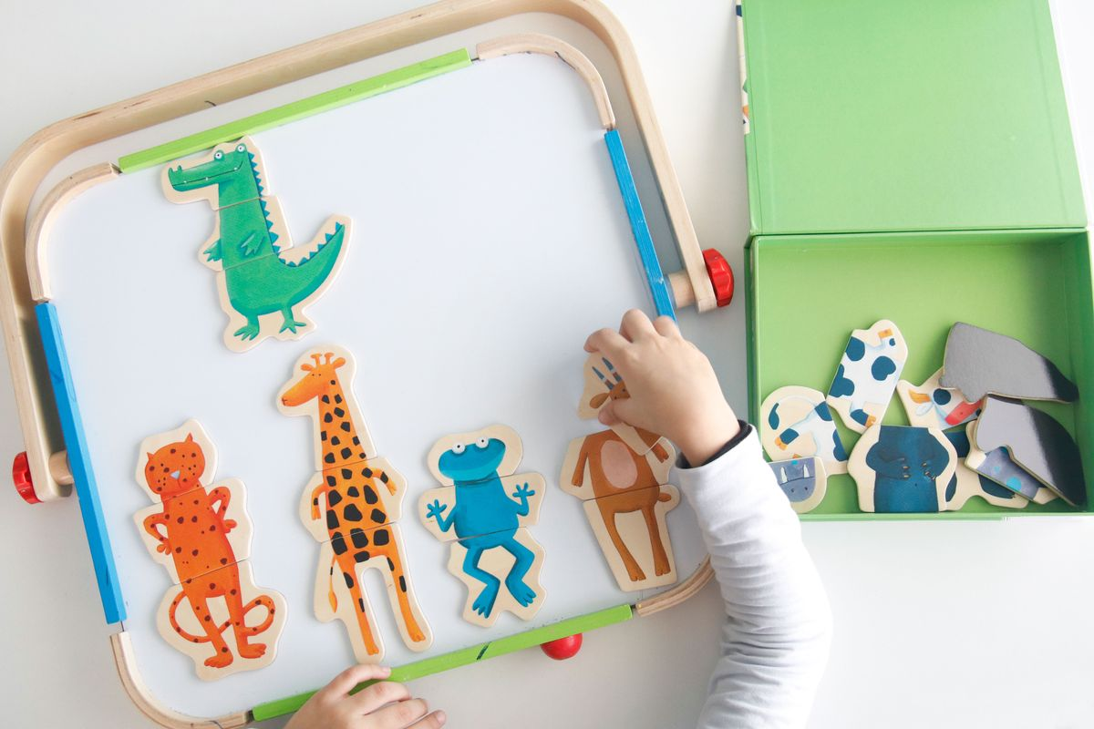 puzle-de-animales-de-madera