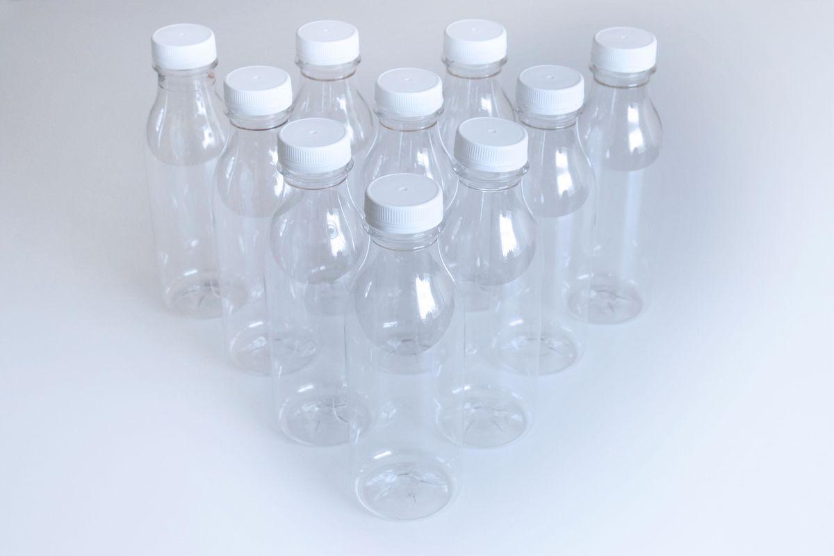 Botellas para botella sensorial