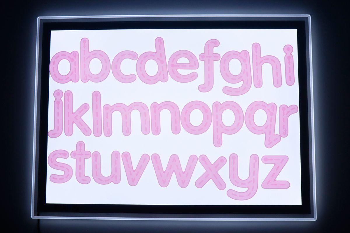 letras-de-silicona-para-trazar-abecedario