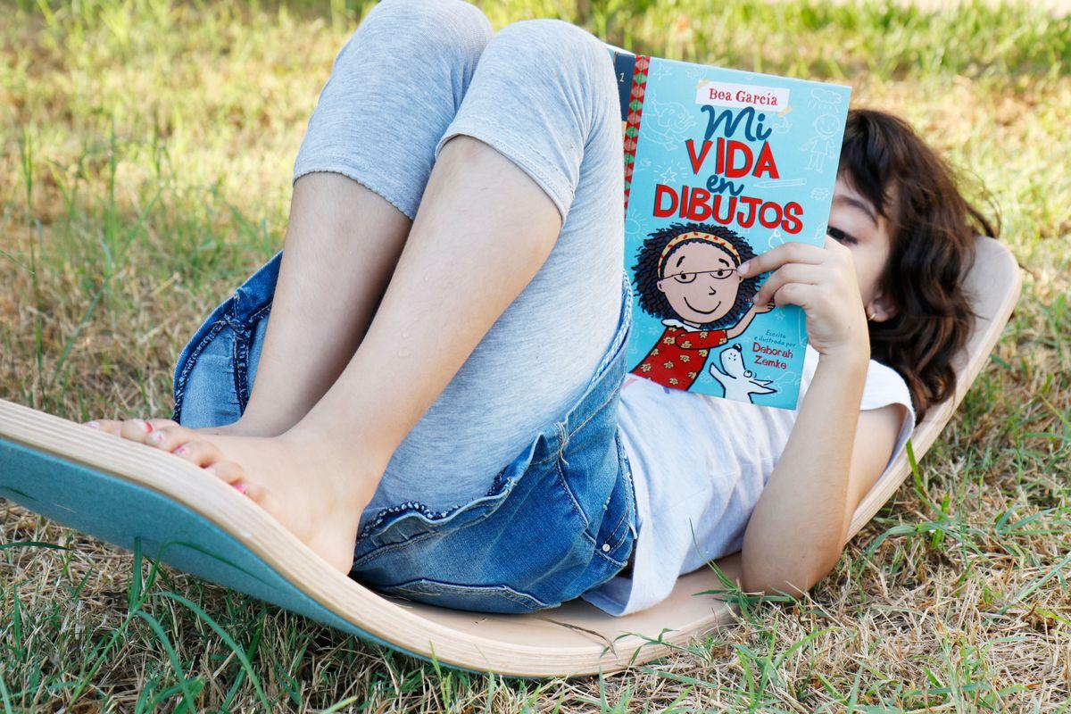 leyendo-en-la-wobbel-board