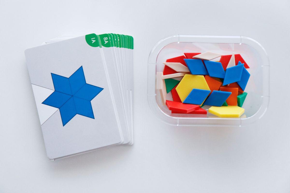 tarjetas-y-bloques-del-espejo-de-angulos