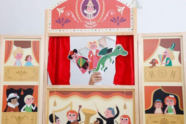 Teatros y marionetas