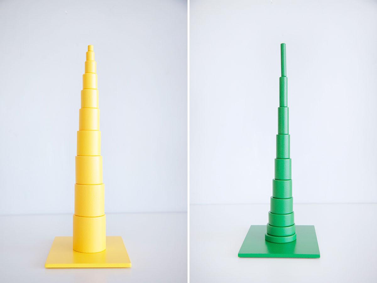 cilindors-de-color-amarillo-y-verde