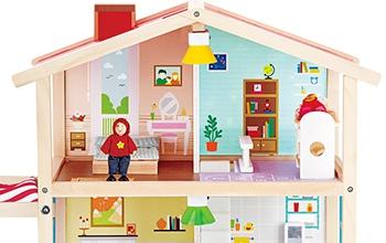 Simbólico • Casas de muñecas