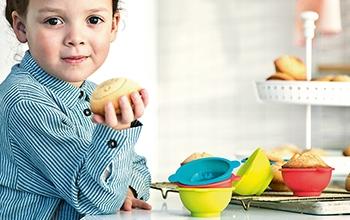 Creativo • Cocina con niños