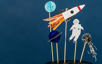 Fiesta • Astronauta