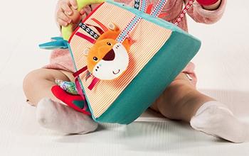 Bebés • Juguetes estimulación