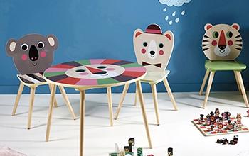 Deco • Mesas y sillas