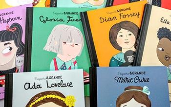 Libros • Para la igualdad
