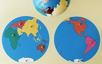 Montessori • Geografía-Historia