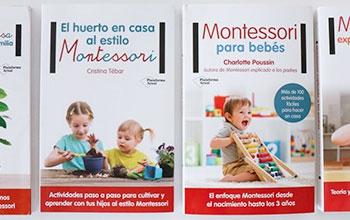 Montessori • Libros