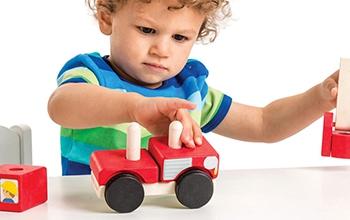 Bebés • Figuras y vehículos